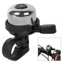 Pure Copper Bicycle Bike Bell Ringer - Silver   Black Price: $5.10