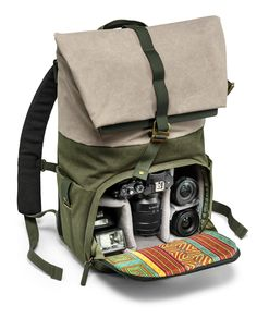 NG Rain Forest camera and laptop backpack M for DSLR/CSC