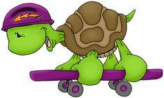ANIMALES COLECCIONES - Karmelina - Picasa-Webalben turtle tortoise skating MORE there!