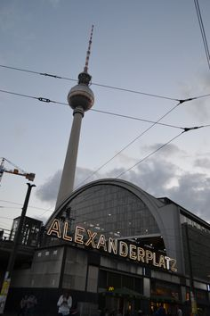 #Alexanderplatz!! #Berlin, Germany More information: www.visitBerlin.com