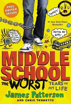 It's Rafe Khatchadorian's first day at Hills Village Middle School, and it's shaping up to be the worst year ever. He has enough problems at home without throwing his first year of middle school into