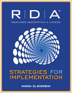 RDA: Strategies for Implementation - Books / Professional Development - Books for Academic Librarians - Books for Public Librarians - New Products - ALA Store