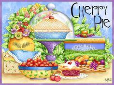 cherry pie ~ joy hall