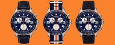 Ben je gek van horloges én van (klassieke) auto's? Dan is de LEMARQ Monza het horloge dat je om je pols 'moet' hebben.