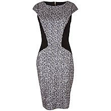 Buy Closet Sequin Detail Bodycon Dress, Blue Online at johnlewis.com