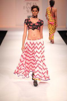 a692505ed5 Anupamaa by Anupama Dayal - Wills India Fashion Week Autumn/Winter 2012 Show