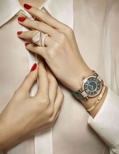 It's all in the fashion details. #TheJewelleryEditorLoves #WatchesforWomen