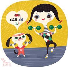 you can do it! helendardik