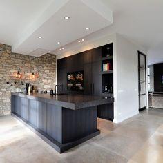 Cosy Kitchen, Kitchen Room Design, Modern Kitchen Design, Kitchen Interior, New Kitchen, Home Interior Design, Kitchen Decor, My Kitchen Rules, Kitchen Conversion