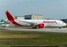 N780AV Avianca Boeing 787-8 Dreamliner before delivery Photo by Dipankar Bhakta