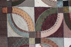 Quilts In The Barn: The House of Nathalie Meance.