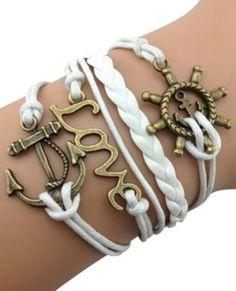 Anchor arm party
