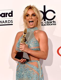 Celebrity & Entertainment   Britney's Night at the Billboard Music Awards Will Bring You Back to the Early 2000s   POPSUGAR Celebrity