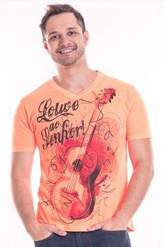 Foto principal de Camiseta Fluor- Violão