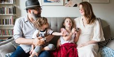 Meet Belle Savransky and her adorable family #bumpenvy #eastvillage #nyc