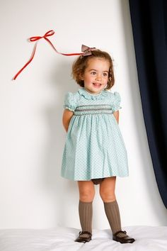 Amaia's most loved dresses from the Baby girls' AW14/15 collection
