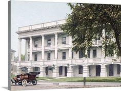 Bondurant Sanitarium,AKA Mobile Couny Health Dept. Mobile, Alabama