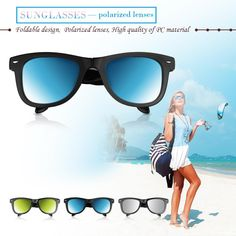 d7ac16c8c4f Uv400 Polarized sunglasses with FREE CASE !! Specifications  Type   Sunglasses Lens Material