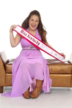 2012-2013 National American Miss Teen: An Advocate for the Disabled