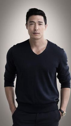 """from jaehakim.com: Thanks to his striking good looks, Daniel Henney was cast in a Korean television series -- despite the fact that he couldn't speak any Korean at the time. Today, his work takes him around the world. With a resume that includes roles in """"X-Men Origins: Wolverine,""""; """"Hawaii Five-O"""" and """"Big Hero 6"""" (he was the voice of Tadashi), Henney is one of the stars of the new CBS procedural, """"Criminal Minds: Beyond Borders."""""""