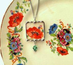 New Broken China Jewelry