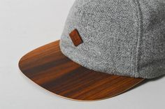 8853828143a Snapback hats with wooden brim