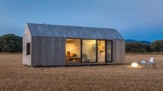 Amazingly Designed APH80 Portable Space in Spain , HAVE YOU imagined a house that can be transported from one place to another and can be assembled in only someday? Neatly, for Abaton Arquitectura, not... , Admin , http://www.listdeluxe.com/2016/08/27/amazingly-designed-aph80-portable-space-in-spain/ ,  #AbatonArquitectura #APH80PortableHouse #portablehouse #spain, ,