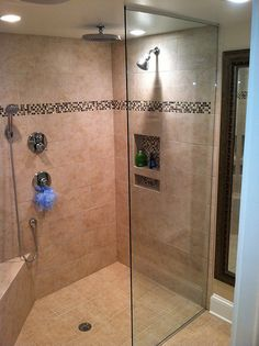 Remodeling Bathroom Stand Up Shower stand up shower - | building a house | pinterest | house