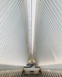 Oculus, WTC Transportation Hub, New York