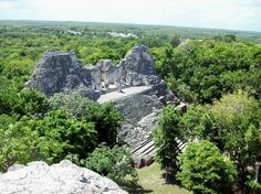 Chetumal Ruins, Mexico