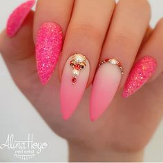 """""""your success is our reward"""" – Ugly Duckling Nails Inc. """"your success is our reward"""" – Ugly Duckling Nails Inc. Matte Nails, Stiletto Nails, Pink Nails, Acrylic Nails, Nails Inc, Gorgeous Nails, Pretty Nails, Color For Nails, Cute Nail Designs"""