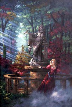 "Jonathan Earl Bowser ""Awakening fairies"""