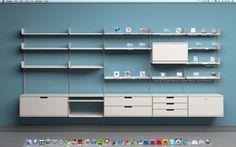 Such a clever desktop wallpaper!