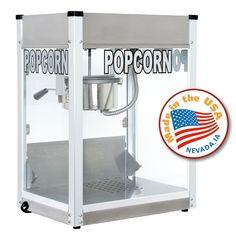 Professional Series 6 oz. Popcorn Machine