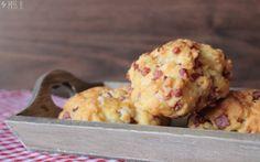 Miss Blueberrymuffin's kitchen: Der Partyklassiker: Pizzabrötchen