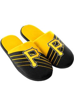 30% OFF | Pittsburgh Pirates Big Logo Slippers