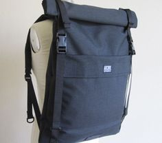 a8013449dd Rolltop Daypack by Archive Bags Ideen