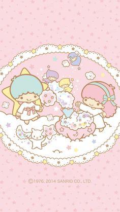 Little twin stars ♡