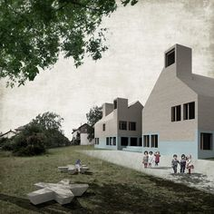 School in Crissier • TEd'A arquitectes