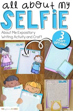 All about my selfie-