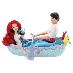 Disney Princess The Little Mermaid Gift Set . This Disney Princess The Little Mermaid Gift Set recreates a magical moment in Disney history. Little Mermaid Gifts, Ariel The Little Mermaid, Disney Love, Disney Magic, Prinz Eric, Disney Princess Gifts, Minnie Mouse Toys, Ariel Doll, Paw Patrol Toys