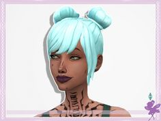 Faery Palette Habsims' Sushi Rolls Buns by grrlnglasses at SimsWorkshop via Sims 4 Updates