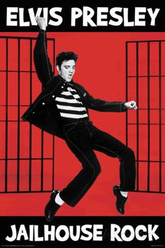 Elvis- Jailhouse Posters at AllPosters.com