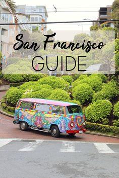 USA : Que faire à San Francisco en 2 jours ? Guide pratique par quartiers