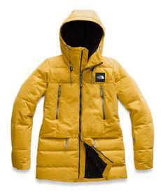 The North Face Women's Pallie Down Ski Jacket Down Ski Jacket, Fur Jacket, Hooded Parka, Hooded Jacket, North Face Women, The North Face, Coats For Women, Jackets For Women, Women's Jackets