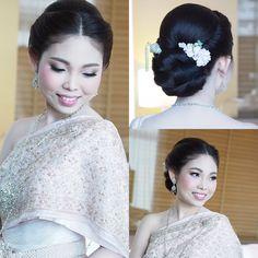 เกล้าผมเจ้าสาว  #bridal          line : mud2982405  tel. 0972982405 #hairstyle #hairstyles #hairstylist #hairup #hair #hairdresser #hairdo #bridalhair #bride    #bridemakeup #bridalgowns #brideandgroom #bridesmaids #weddings #weddinghair #weddingceremony #glamour #gorgeous #ช่างทำผมเจ้าสาว #ช่างทำผม #รับเกล้าผม #รับเกล้าผมเจ้าสาว #แบบทรงผมเจ้าสาว #ทรงผมเจ้าสาว #สวยแพงราคาไม่แรงจ้างได้นะคะ #mudhairstylist #pinkyhairstylist #mud_hairpiece
