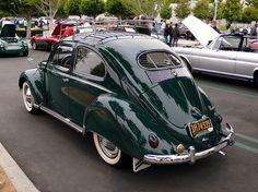 1953 VW Bug www.LindsayVolkswagen.com #VW #Volkswagen #Beetle