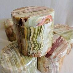 Green Onyx Jewelry Box Stash Box | Etsy Onyx Box, Protection Stones, Green Onyx, Hand Carved, Jewelry Box, Amazing Decor, Garden Items, Household Items, Masters