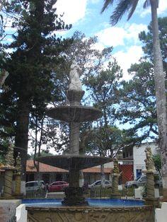 Ataco, Ahuachapan. Salvadorian Food, Fountain, Places To Visit, Beach, Travel, Beautiful, El Salvador, Central America, Countries