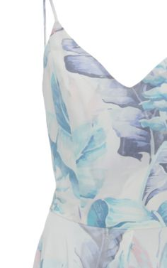 Lily Printed Maxi Dress by CHRISTINA ECONOMOU for Preorder on Moda Operandi